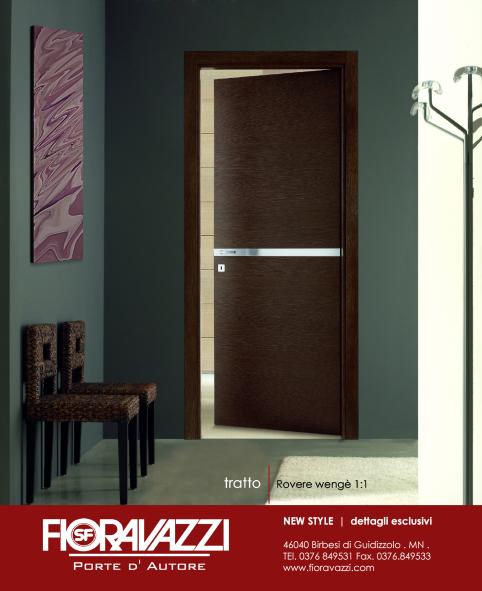 Produzione porte in legno per interni fioravazzi - Spi porte e finestre ...